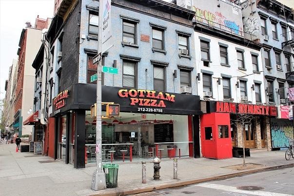 Varför kallas New York City för Gotham?