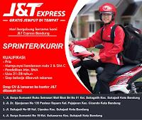 Tantangan Kerja di J&T Express Bandung Jawa Barat Terbaru Januari 2018