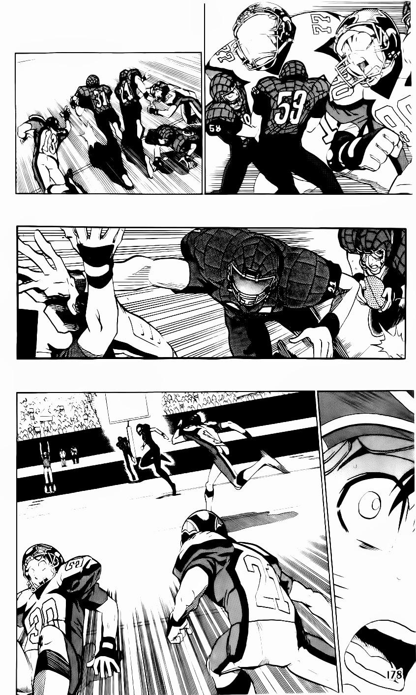 Eyeshield 21 chapter 160 trang 11