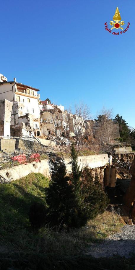 Neve in Basilicata e Frana Pomarico: la Regione Basilicata chiede stato di emergenza