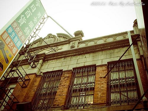 旗山老街|角樓|旗山車站