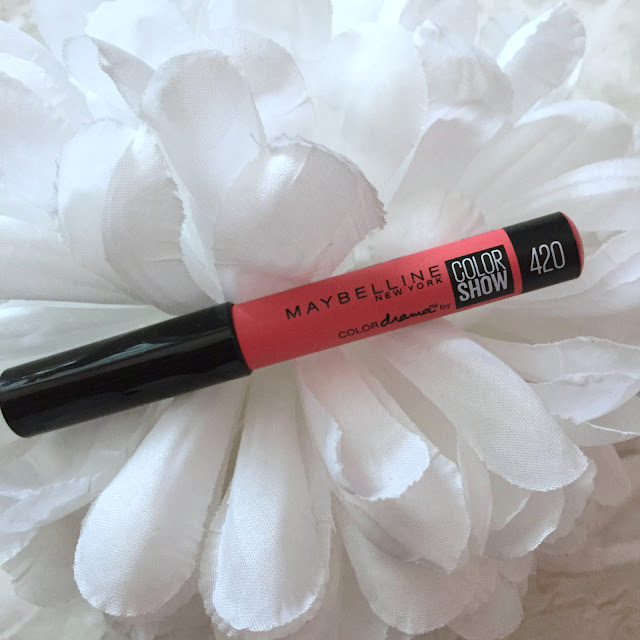Maybelline Color Drama Lip Pencil - In With Coral