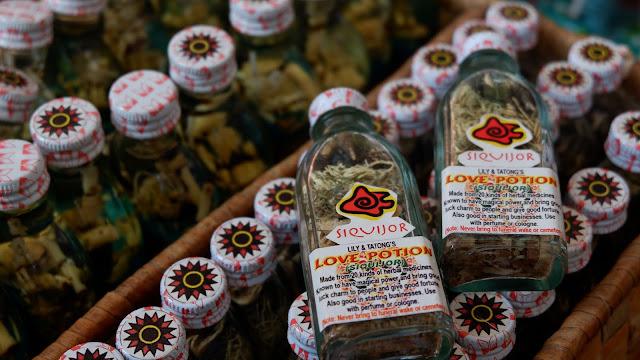 love potion siquijor island
