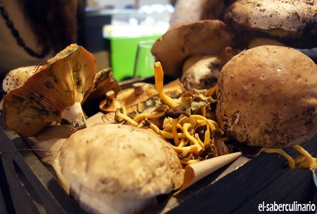 Setas de otoño | Degustación de platos con setas en La Trastienda Tapas