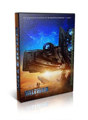 Descargar Valerian y la Ciudad de los Mil Planetas