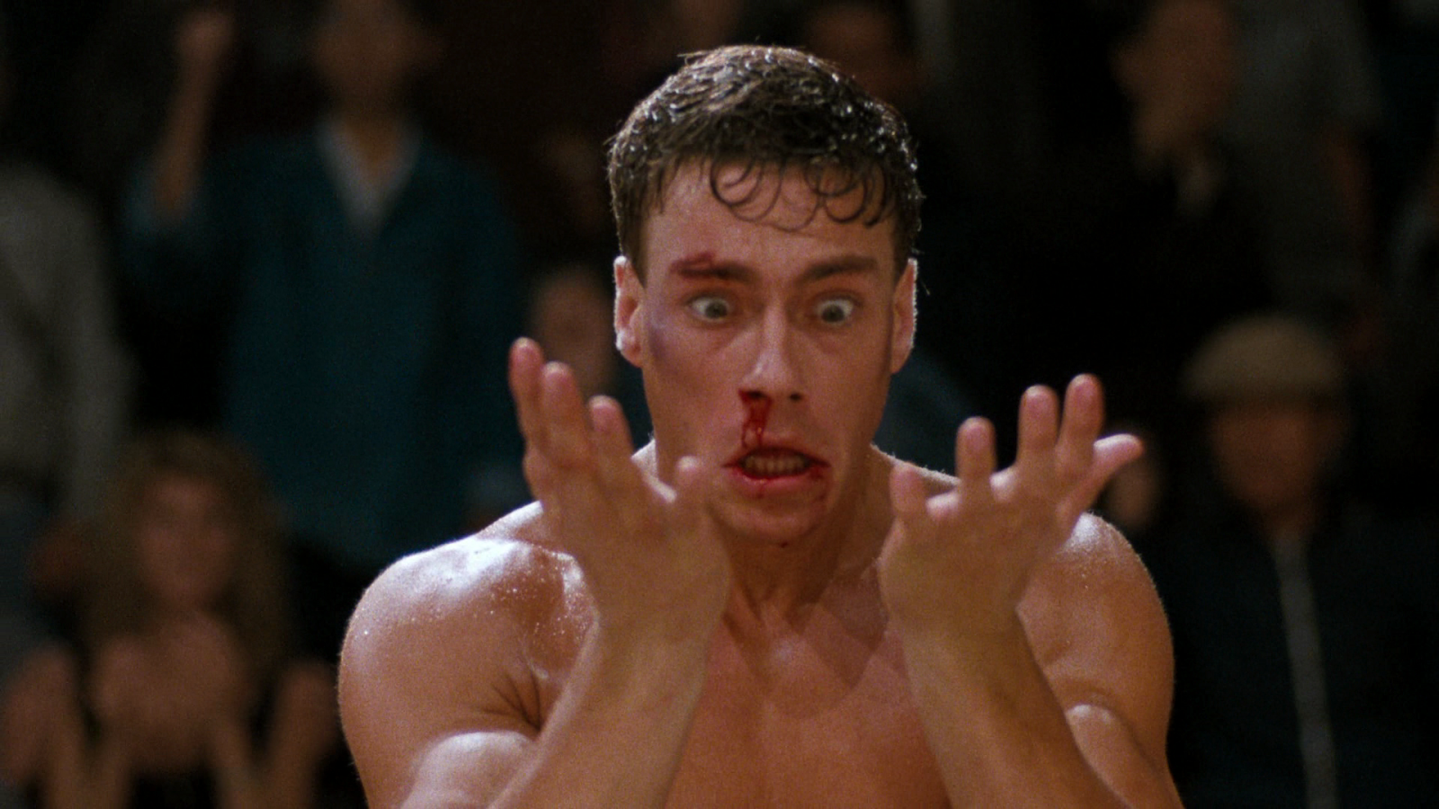 Critical Outcast: Movie Review: Bloodsport