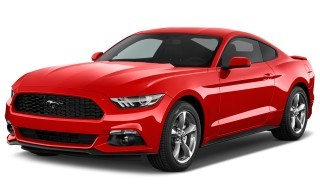 2016 Ford Mustang GT Launched in India