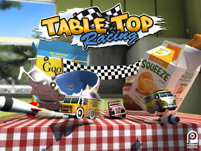 Table Top Racing Mod Unlimited Money V1.0.41 Apk Android Terbaru