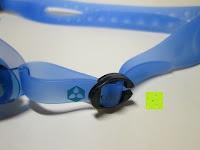verstellen: »Barracuda« Schwimmbrille, 100% UV-Schutz + Antibeschlag. Starkes Silikonband + stabile Box. TOP-MARKEN-QUALITÄT! Große Farbauswahl.