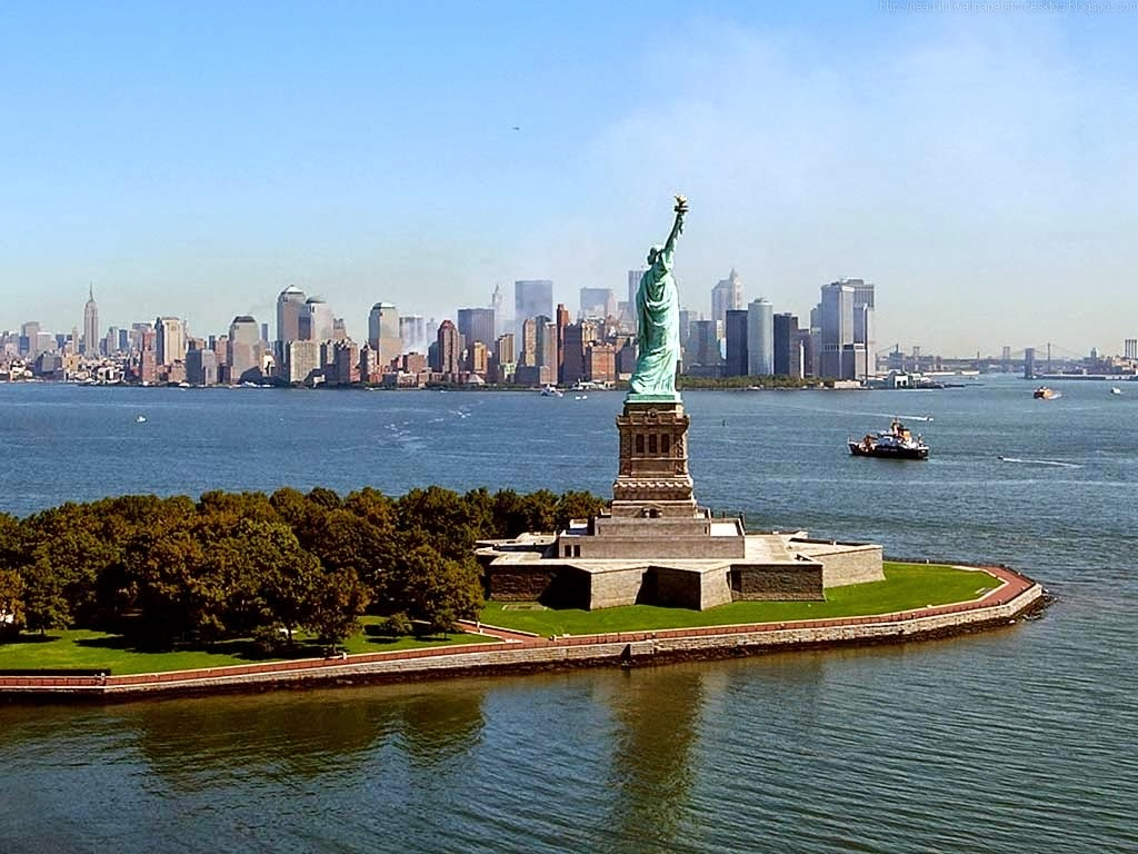 Beautiful Wallpapers: Statue Of Liberty Wallpapers HD