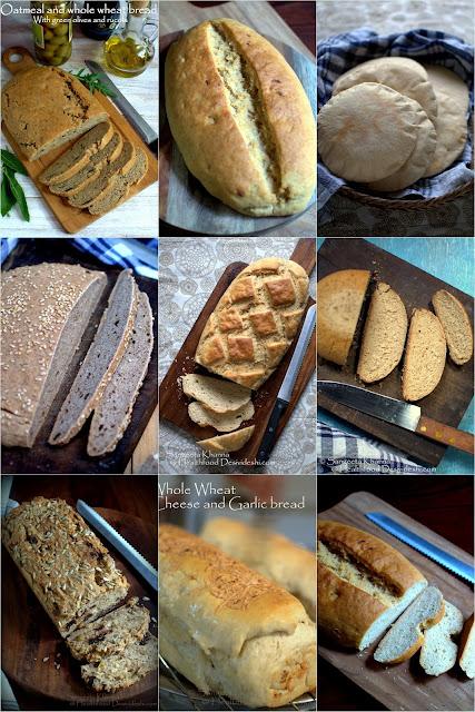 breads by sangeeta khanna