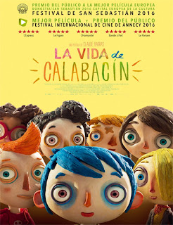 Ver Ma Vie de Courgette (My Life as a Zucchini)  (2016) película Latino