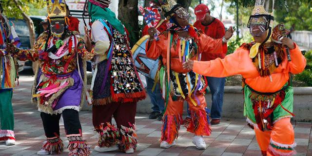 danza de los Guloyas