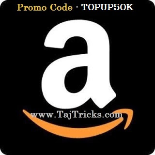 Amazon Gift Card Top Up Promo Code