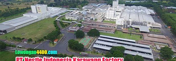 Lowongan Operator Produksi PT. Nestle Indonesia Karawang
