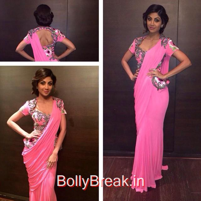 shilpa shetty looks so gorgeous! 😍💕, Hot Pics of Shilpa Shetty From Television Style Awards
