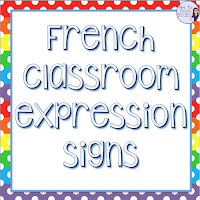 TheseFrenchclassroomexpressionsignswillhelpyourstudentsspeakmoreFrenchinclass!Clickheretoseemore!