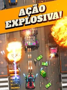 Fastlane: Road to Revenge Apk Mod