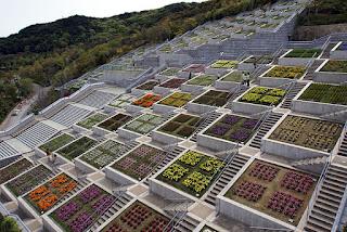 www.fertilmente.com.br - Awaji yumebutai também é outro representante dos modernos Jardins