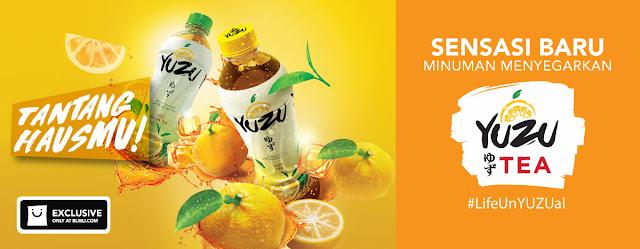 Manfaat Minuman Segar Alami Yuzu Tea