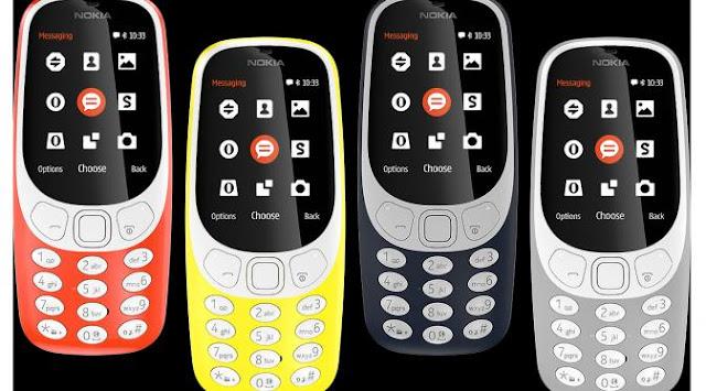 Ini Komentar Menkominfo Soal Nokia 3310 Baru yang akan Luncur