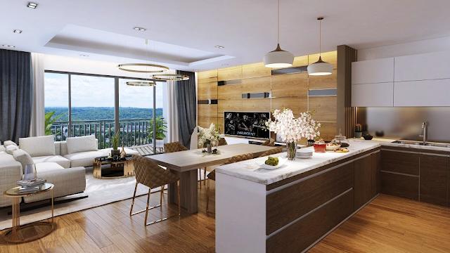 Ưu đãi khi mua căn hộ chung cư Amber Minh Khai