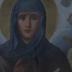 Η Εικόνα της Αγίας Παρασκευής κλαίει (Βίντεο+Φωτογραφίες)