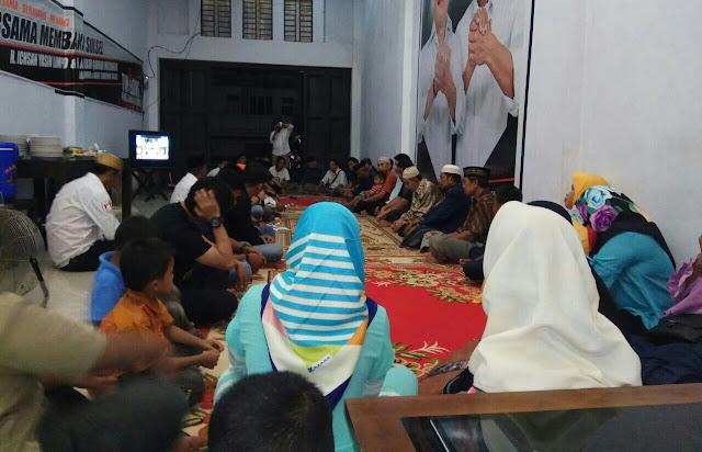Relawan IYL-Cakka Gelar Dzikir di Bone Sambut Tahun Baru