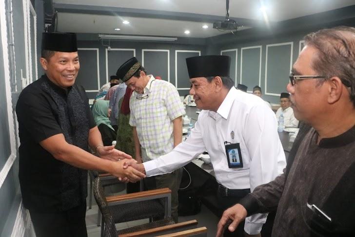 Kapolda Silaturahmi Dengan FKPT dan Forum Warek III se-Kota Makassar