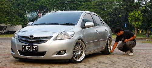 Modifikasi Mobil Toyota Vios Limo Ceper Keren, Foto Dan