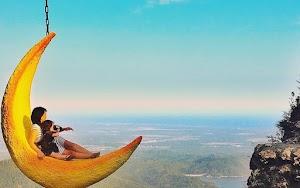 Tebing Gunung Gajah Destinasi Wisata Hits Kulonprogo