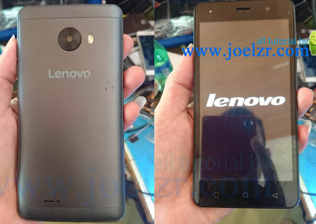 Lenovo A805i SPD Tested