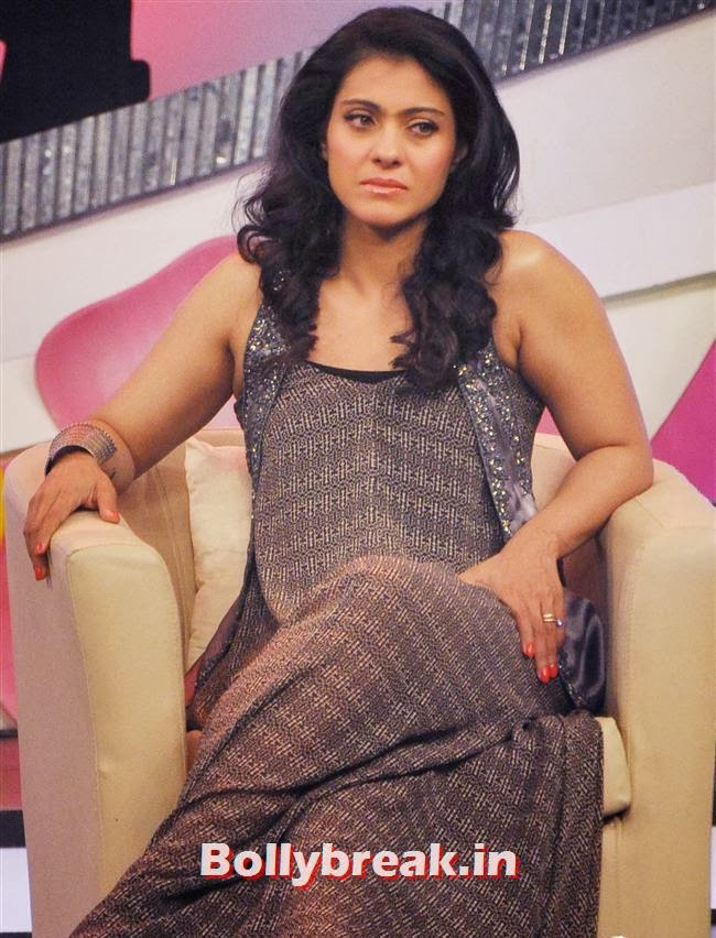 Kajol, Priyanka Chopra Our Girl Our Pride Campaign Show Pics