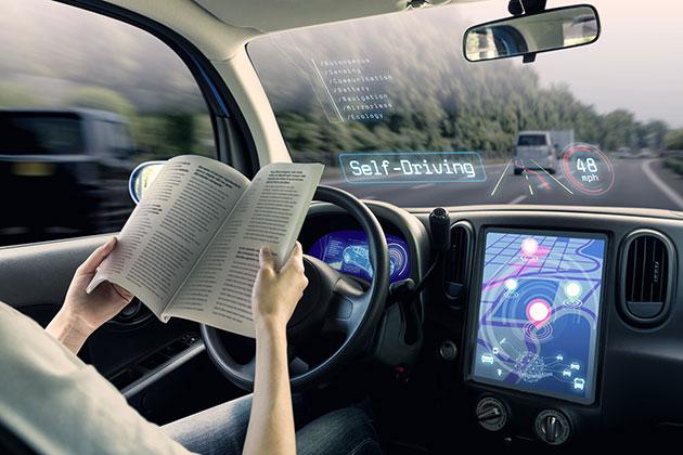 AI Futurism: Self Driving Cars