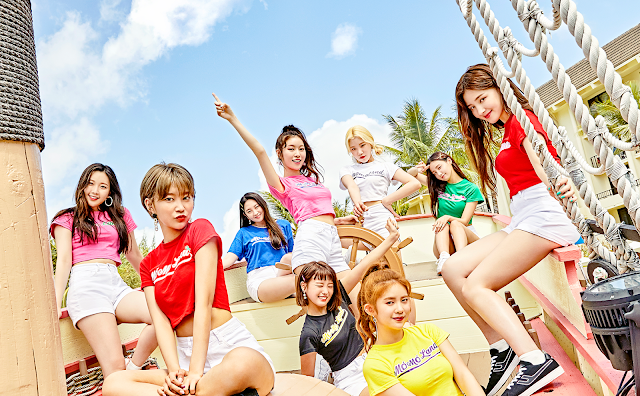 momoland debut japon