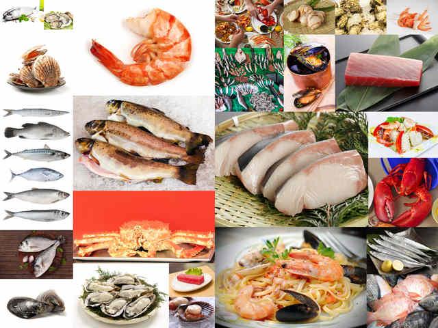 تحميل 25 صورة للأطعمة البحرية بدقة عالية