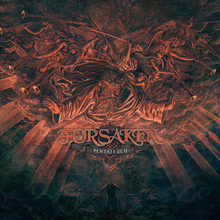 "Forsaken - ""Primal Wound"" (lyric video) from the album ""Pentateuch"""