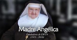 """Trở lại Công giáo nhờ mạng lưới """"Truyền hình lời vĩnh cửu"""" của mẹ Angelica"""