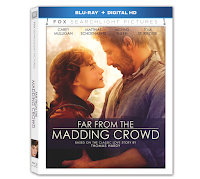 Far from the Madding Crowd Bluray