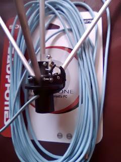 cara membuat antena penguat sinyal modem gsm sederhana