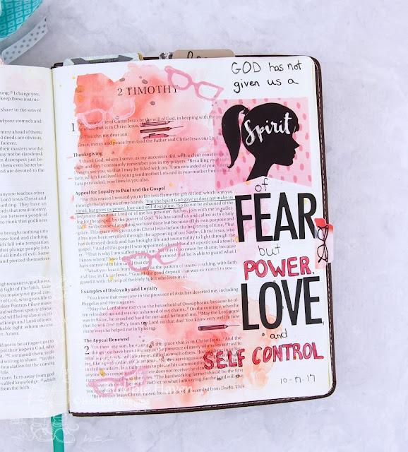 Heather's Hobbie Haven - Illustrated Faith - Word Nerd - Week 3