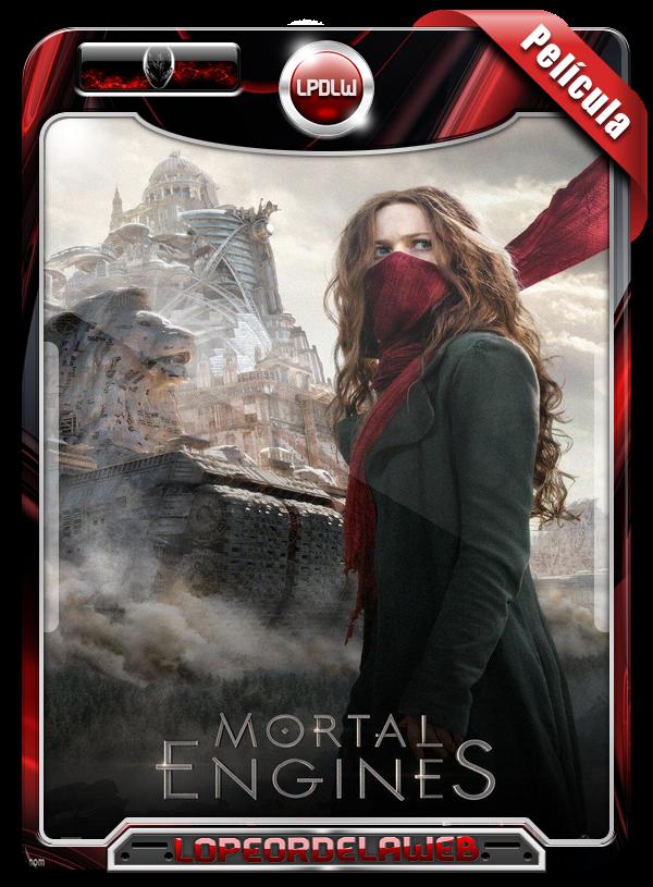 Mortal Engines (2018) | Máquinas Mortales 720p H264 Dual