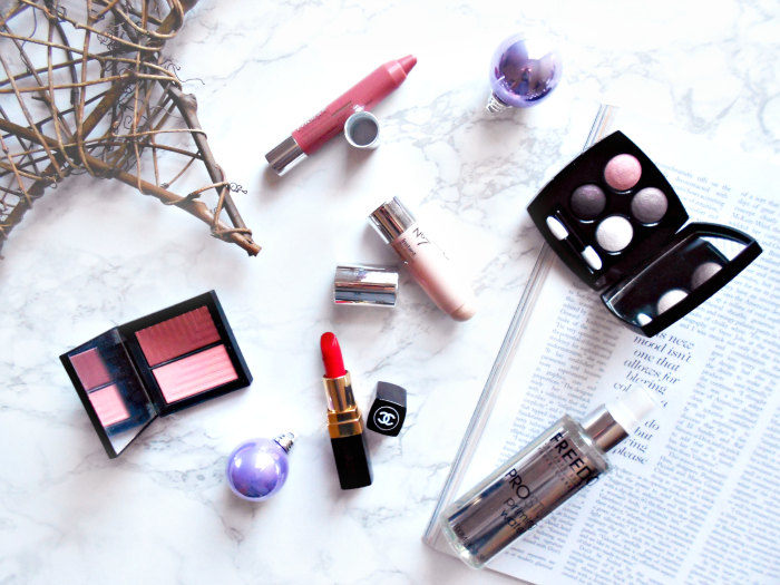 My Festive Makeup Essentials