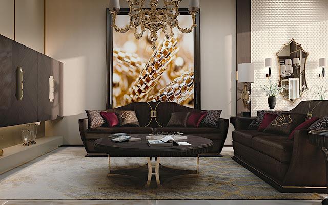 Bộ Sofa Carpanese nhập khẩu Italy