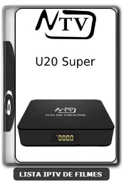 NTV U20 Super Nova Atualização Melhorias no Sistema e Na região RJ - 09-06-2020