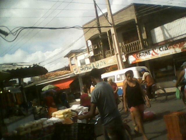 b6d11424811a3 A organização para o inicio das obras de duplicação da Rua Betânia no  Benguí já começou!