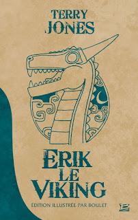 couverture du livre erik le viking