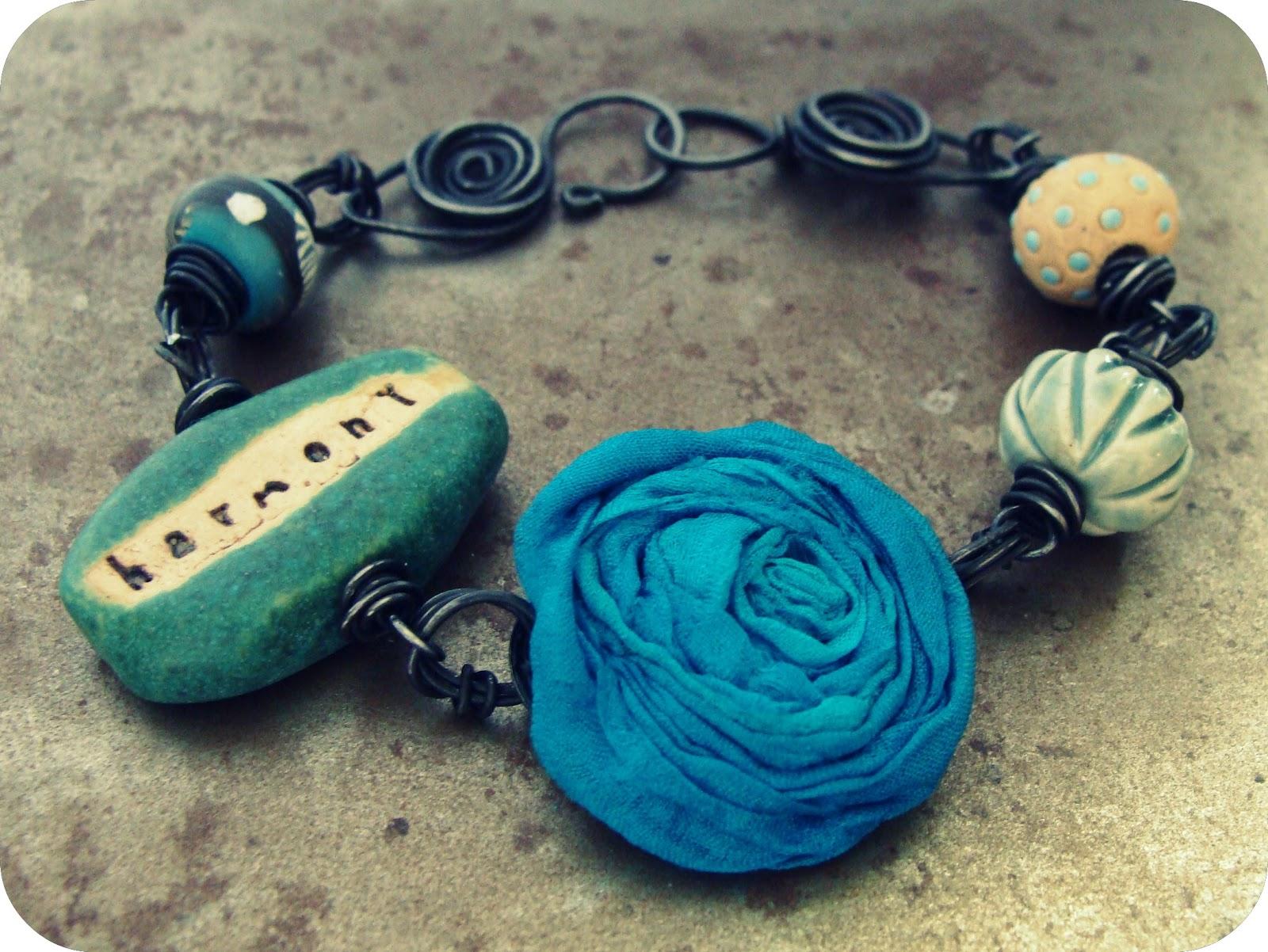 Ribbon Rosettes Tutorial – Art Bead Scene Studio