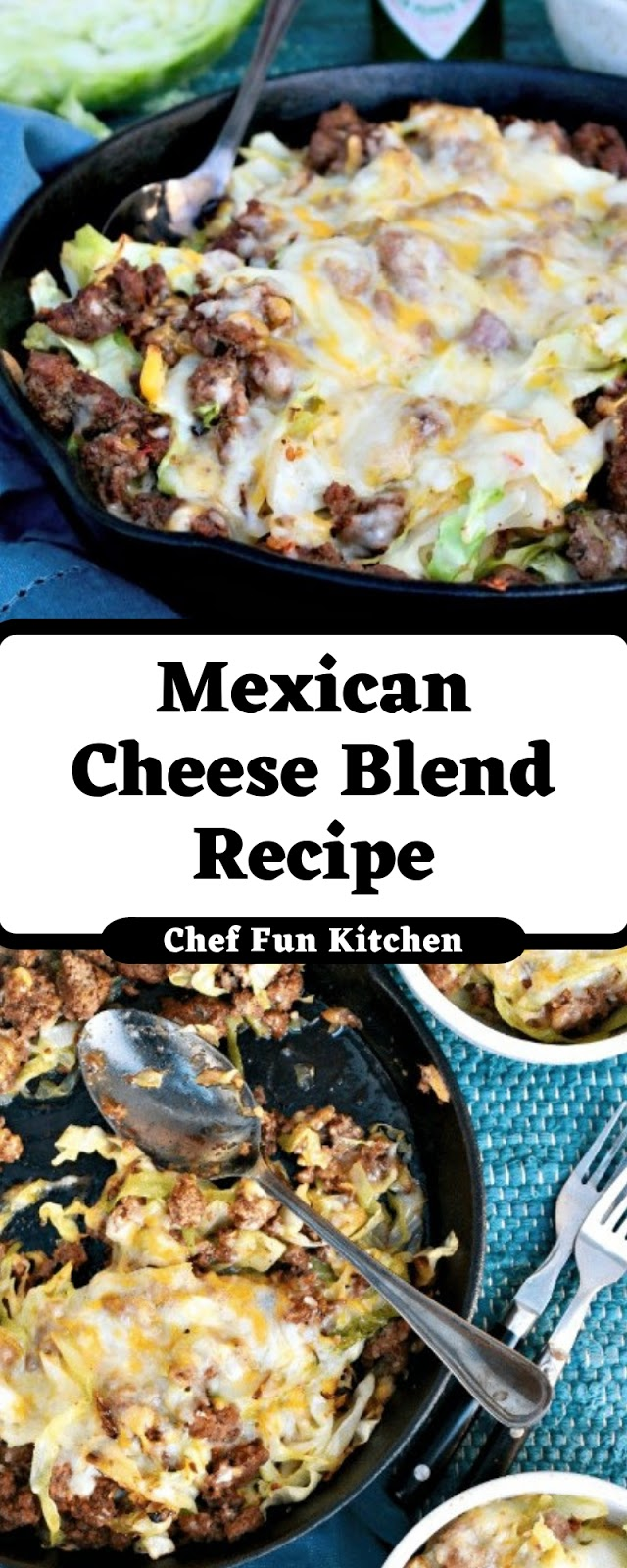 Mexican Cheese Blend Recipe