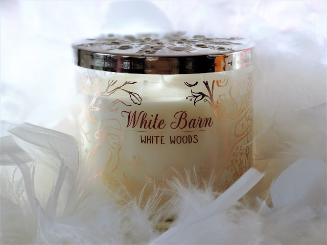 avis White Woods de Bath & Body Works, bougie parfumée, blog bougie, blog parfum